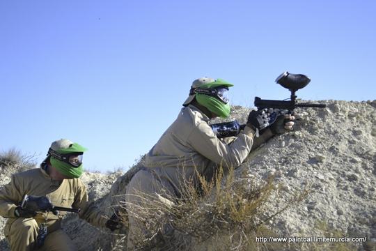 paintball en murcia - Cinco Soles Rural
