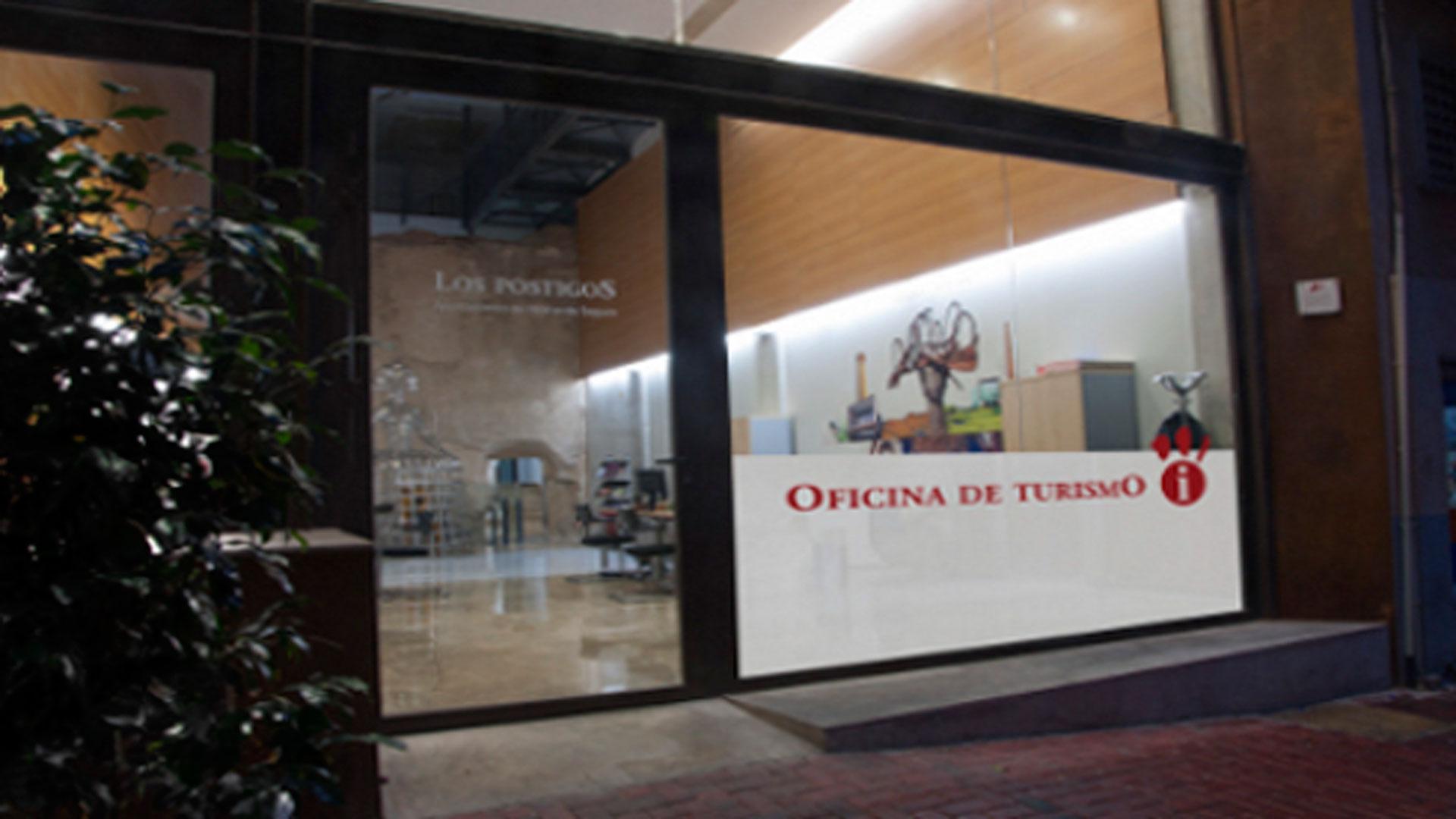 La oficina de turismo de molina de segura cinco soles rural for Oficina de turismo benasque