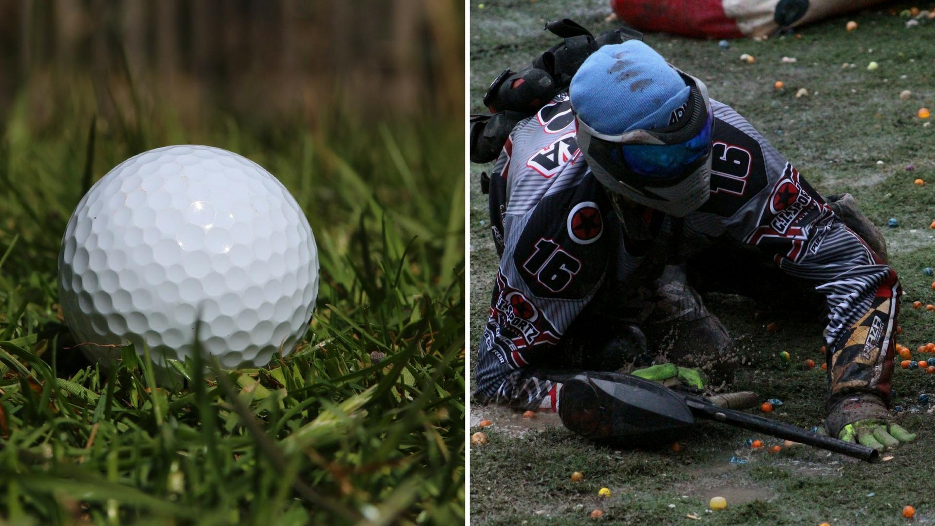Gol y paintball, deportes antiestrés