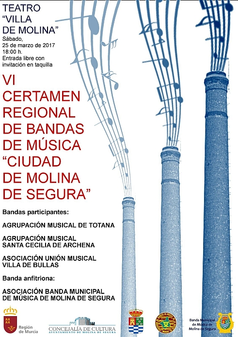 Cultura-VICertamenRegionalBandasMusica-CARTEL-25mar17-NOTICIA