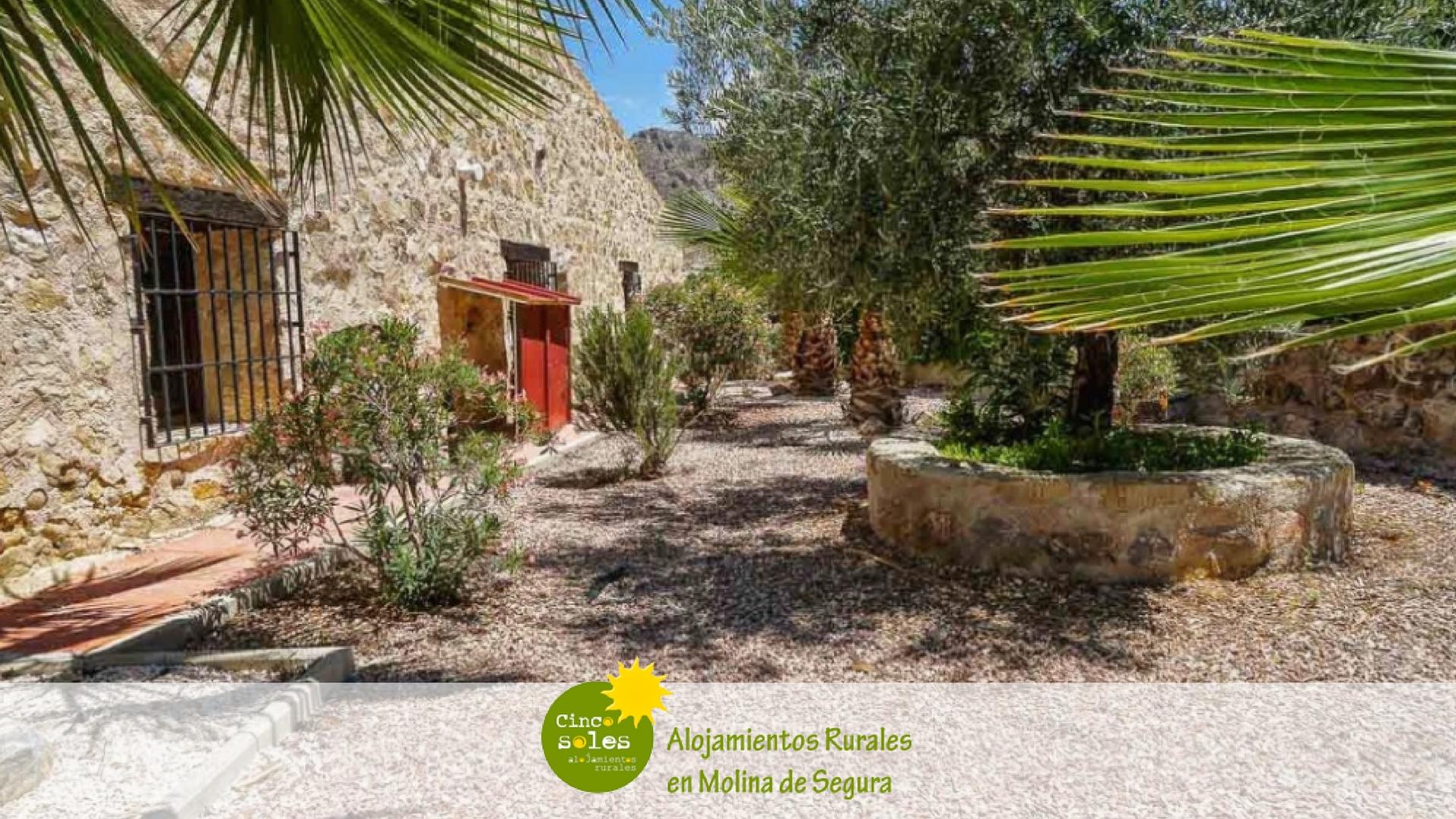 Murcia, uno de los destinos con los alojamientos rurales mas baratos 1920