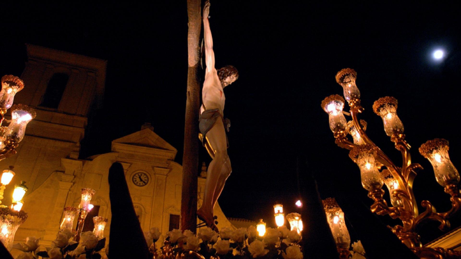 Las procesiones molinenses que no debes perderte 1920