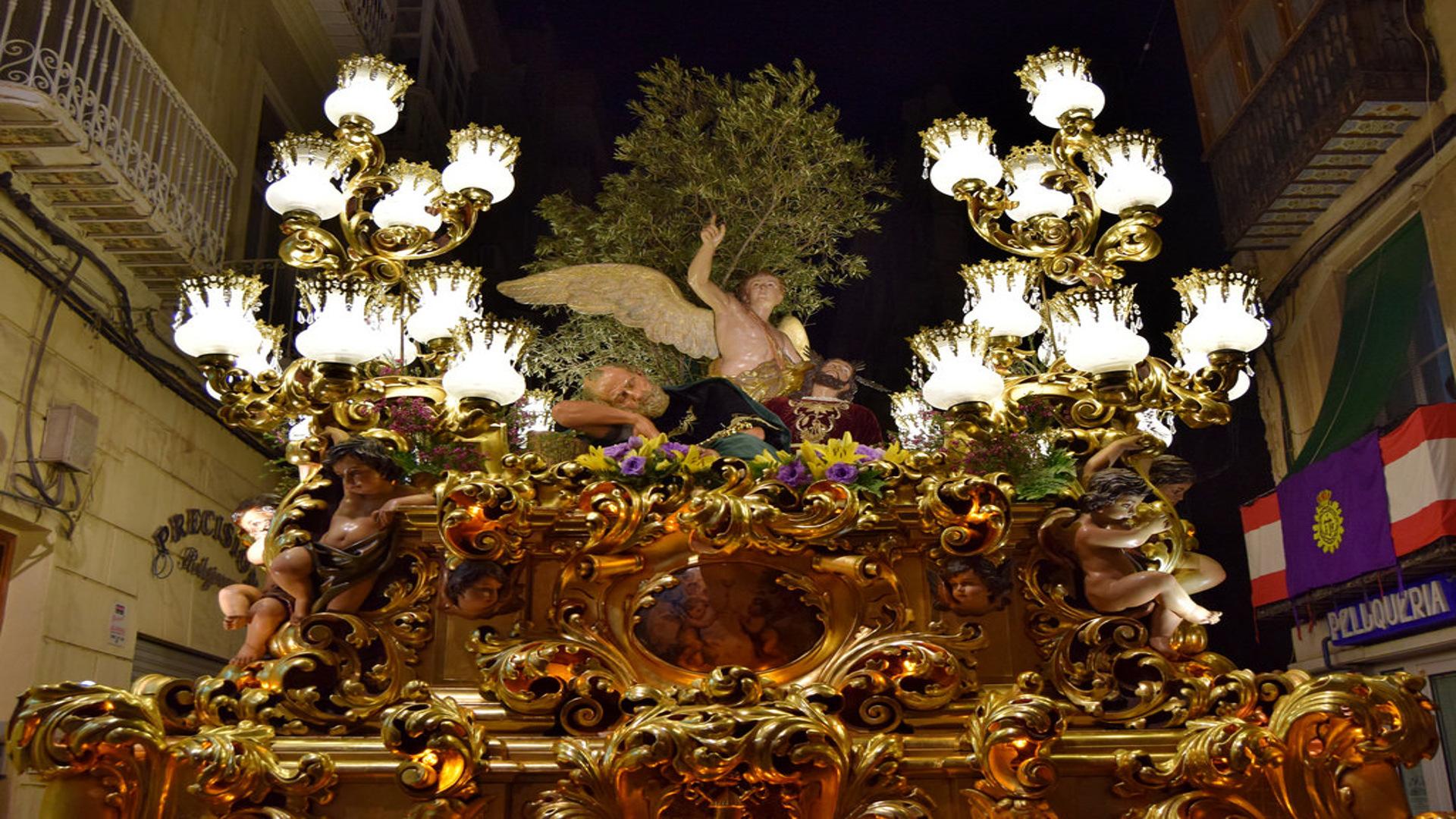 Semana Santa Cartagena 1920