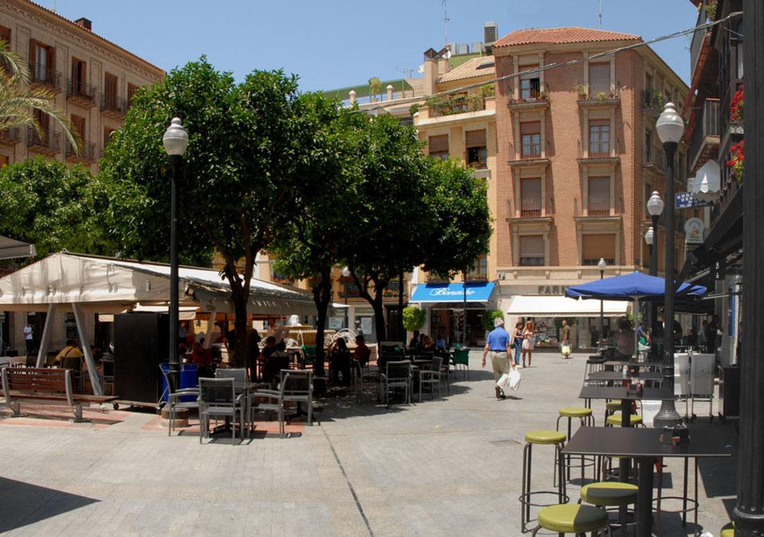 Tapear en la Plaza de las Flores de Murcia