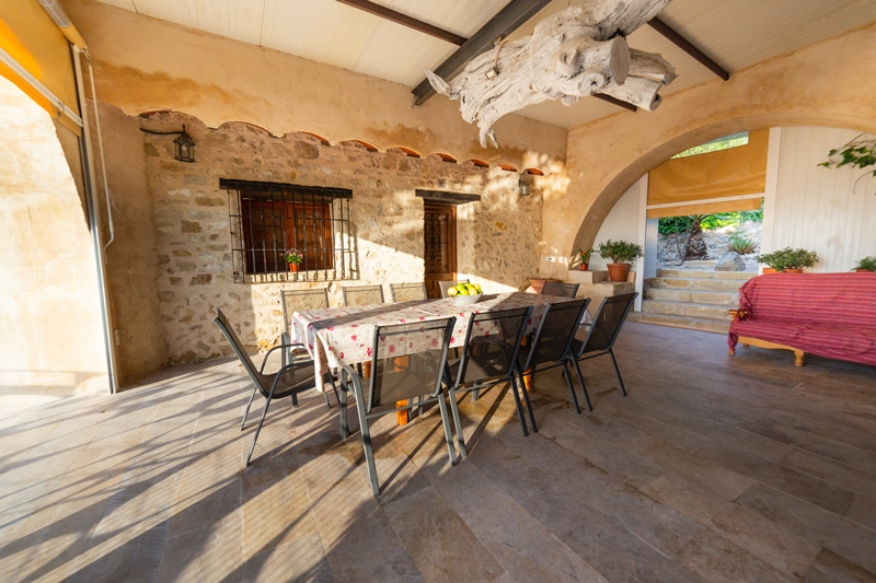 Alquiler de casas rurales en Murcia